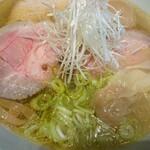 133419050 - 特製塩らぁ麺アップ