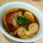 133419053 - 特製醤油らぁ麺  1,150円