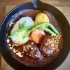 Okayu-stand. - 料理写真:焼きタンシチューライス