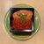すし松 - いくらとサーモンの親子枡寿司 ¥390