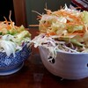 Makotozushi - 料理写真:サラダ (普通と小)
