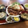 ポート - 料理写真:とんかつ定食 800円