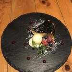 133423046 - バスクチーズケーキ