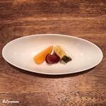 BOUCHON礼 - 口直しのデザート