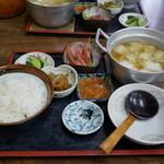 蒸汽茶屋 - 料理写真:
