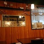 小松屋 - お店の中