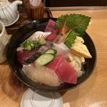 寿司 海老原 - 海鮮丼