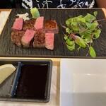 伊達の牛たん本舗 - 仙台牛フィレ鉄板焼き