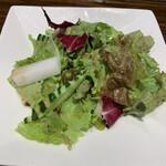 蘭麻 - サラダ