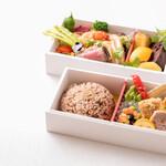 レストラン アオヤマ - 五味五色弁当