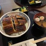 Seigetsu - 上鰻丼(肝吸い付き) 3,550円