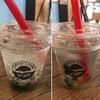 コーヒースタンド ヤップ - ドリンク写真:BOBA SODA(すさみブルー)300円