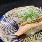 回し寿司 活 活美登利 - 炙り三貫
