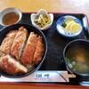 レストハウス 湖畔 - 料理写真:ソースかつ丼 900円
