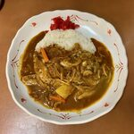 Rahoru - インド風野菜カレー ¥700