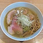 133450590 - 海老ワンタン塩らぁ麺