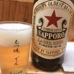 133452636 - 飲兵衛の大瓶ビール