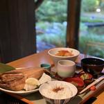 はくよ庵 - 料理写真:焼き魚膳