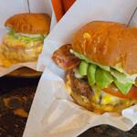 ジャミジャミ - ♦︎絶品チーズバーガーset ¥1,280 (ドリンクとポテトのセット) ♦︎ジャミジャミバーガー ¥1,000