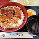 かわ善 - 丼ぶり 中 1,600円(税込)