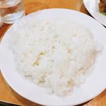 キッチンまつむら - ライス
