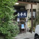 千歳屋 - 入口