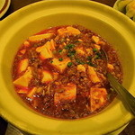 恵園 - 麻婆豆腐
