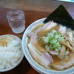 13346639 - チャーシュー麺