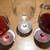 グランポレール ワインバー オーサカ - ドリンク写真:マリアージュセットのワイン