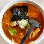 ラーメン華門 - 料理写真:スープカレーラーメン