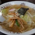 Sobanomisehirama - 料理写真:タンメンも美味しい ¥800