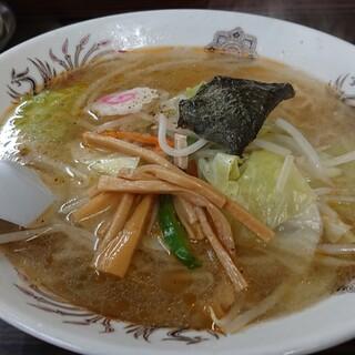 そばの店 ひらま - 料理写真:タンメンも美味しい ¥800