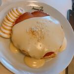 Hawaiian Pancakes House Paanilani - ナッツナッツパンケーキ