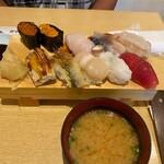 仙令鮨 - 松島めぐり