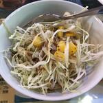 わらしべ - セットのミニサラダ