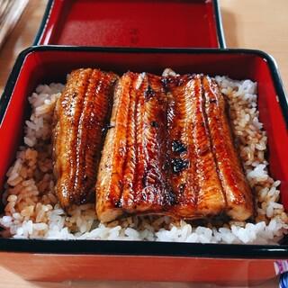 鶴舞家 - 料理写真:うな重並2860円
