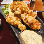 うなぎ 串焼きと九州料理 芋蔵 - 唐揚げ
