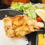 うなぎ 串焼きと九州料理 芋蔵 - 硬く厚い