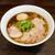 かしわぎ - 料理写真:☆【かしわぎ】さん…醤油ラーメン味玉(≧▽≦)/~♡☆