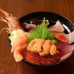魚人食堂 -