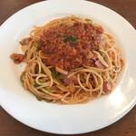 トマト - 料理写真:ボロニェーゼ (L)