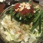 博多家庭料理 福゜ぷく家 - ホルモン鍋