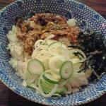 麺屋なるきす - 20090225153110