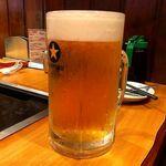 133501123 - メガサイズ生ビールはお得