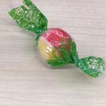 みのりんご - お会計時にもらえるキャンディ