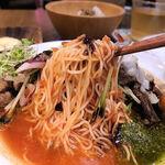 太陽のトマト麺Next - 麺