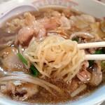 らーめん ぱせり - 麺