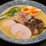 武一 - 鶏白湯