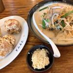 極濃湯麺 フタツメ -