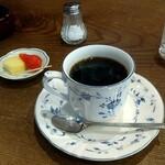 カフェ・バール こうべっこ - ホットコーヒー 税込350円